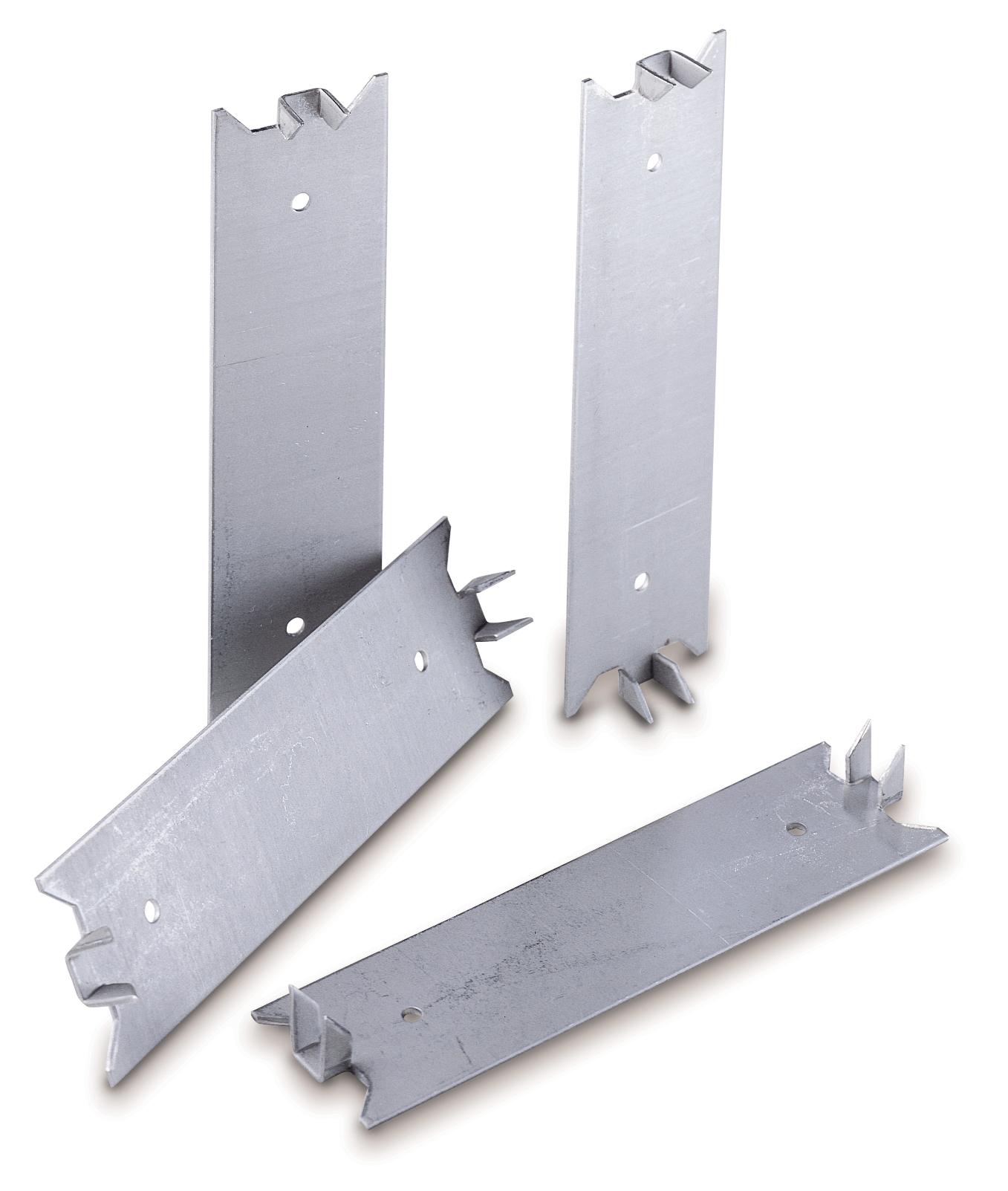 """Gardner-Bender FP159-6 Saf-Te Plate Protector, 1-1/2"""" x 6"""""""