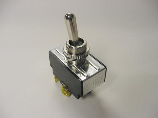 SPST Toggle Switch