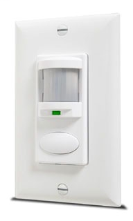 SENSOR WSD WH WHT PIR WALL SWITCH OCCUPANCE DCRTR MOTION SENSOR