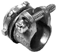 NEER SC-38 3/8 D/C SQZ FLEX CONN