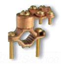 """NSI G-3-BS 1/2""""-1"""" ARMOR WIRE CLAMP"""