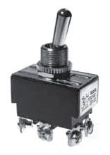 SEL SS208C-BG 15A DPDT TGL SW SWITCH (ON) OFF (ON)