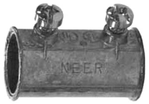 NEER TC-516 2 IN EMT SSCR CPLG ZNC D/C