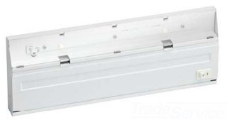 """KIC 12056WH 12"""" 2LT DIRECT LED UNDERCAB DIMM"""