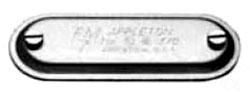 "APP 270 3/4"" STEEL CONBDY CVR"