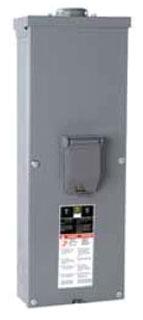 SQD Q22200NS 200A 240V ENCLOSURE CIRCUIT BRKR NEMA 1