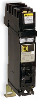 SQD FY14020A 20A 277V MOLDED CASE CIRCUIT