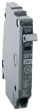 GEIL THQP120 1P 20A 120V PLUG-IN CB