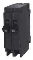 CRH MP2020N 1P 20-20A TANDEM CIRCUIT BREAKER