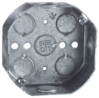 "STC 54151-1/2 4"" OCT 1-1/2"" BX TP274"