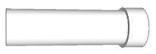 PVC30020FT PVC 3-IN SCHED-40 20FT CONDUIT