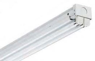 Tandem Low Profile Striplight, Two lamps, 54W T5HO (46''), 120V-277V, One 4-lamp ballast, Ballast factor 1.0, set light, SKU - 184AAC