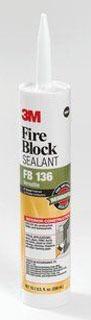 MMM FB136 FIRE BLOCK SEALANT FOR RESI. CONSTR
