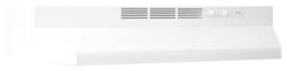 BRO 413001 WHITE RANGE HOOD