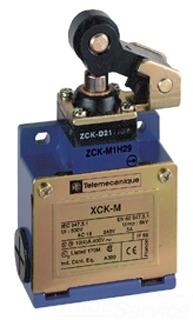SQD XCKM121 LIMIT SWITCH 240VAC +OPTIONS