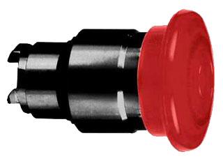 SQD ZB4BW643 40MM 2 POS RED KNOB PB