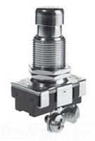 SEL-SW SS224-BG SPST 125V 15A 1 POLE ON-OFF MOMENTARY CONTACT PUSHBUTTON SWITCH