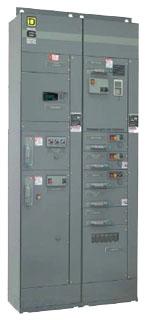 SQD 8998KY410 MCC4 100A 600V FUSED