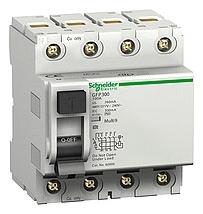 SQD 60991 GFP 4P 25A 300MA AC SIE
