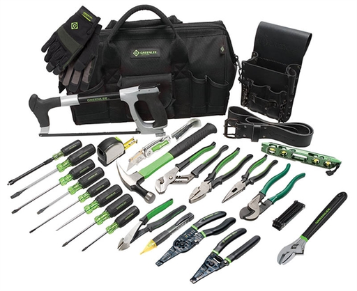 GRE 0159-11 MASTER ELECTRICIANS KIT 28PC