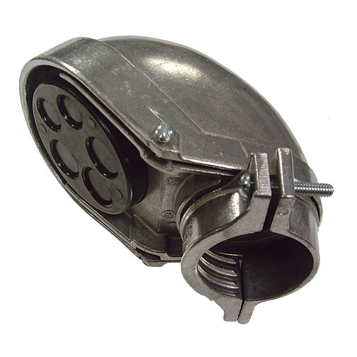 RACO 2408 2-IN CLAMP TYPE ENTR CAP