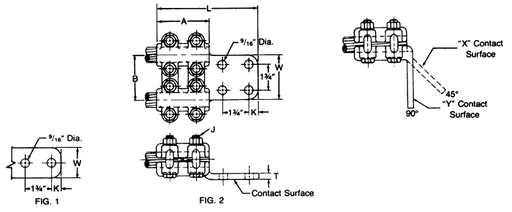 chance a2cf11c substation connectors