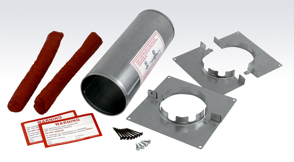 "4"" Fire Barrier Putty Sleeve Kit"