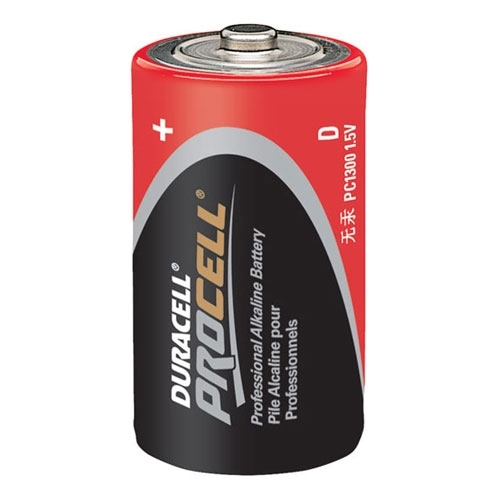 Duracell PC1300 Battery,D Size Alkaline 12 PER BOX, 72 PER CASE