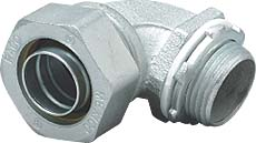 """1 1/4"""" 90° LT CONNECTOR INSULATED"""