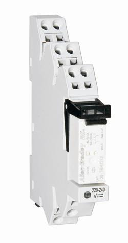 AB 700-HLT22U1X 700-HL Electromechanical Relay Output, DPDT (2 C/O), w/ Spring Clamp Connections, 110/125V AC/DC, w/ Gold Plated Contacts, (10 PK) *do not buy for Eaton work orders*