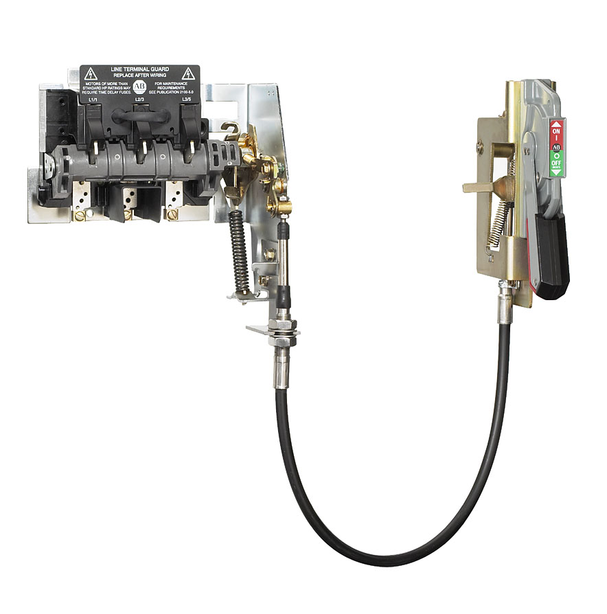 100 A Flange Mtd Cable Switch