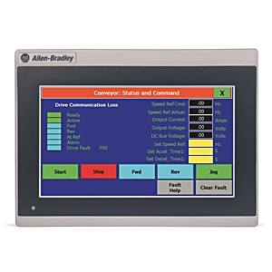 our bulletin 2711r panelview� 800 graphic terminals are