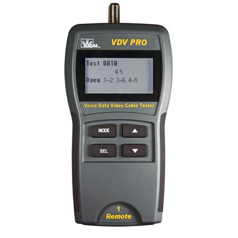 VDV PRO Cable Tester DISCONTINUED