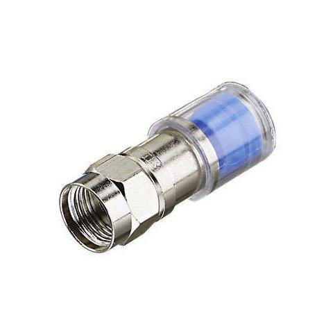 IDE 89-019 RG-6 ECON COMPRESSION CONNECTOR 10 PK