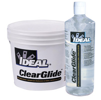 ClearGlide Wire Pulling Lubricant