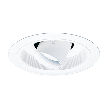 Juno 226W-WH 6 Inch 60 W PAR16 Adjustable Downlight Trim
