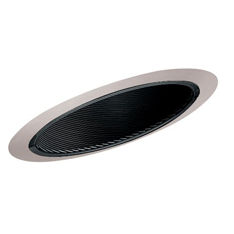 Juno 604B-WH Super Sloped PAR38 Baffle Trim