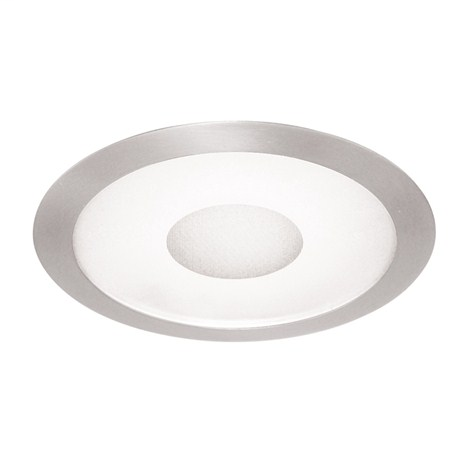 Juno 242-WH 6 Inch 75/120 W PAR38 Frosted Lensed Downlight Trim