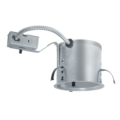 Juno IC21R 6 Inch IC Shallow Remodel Housing