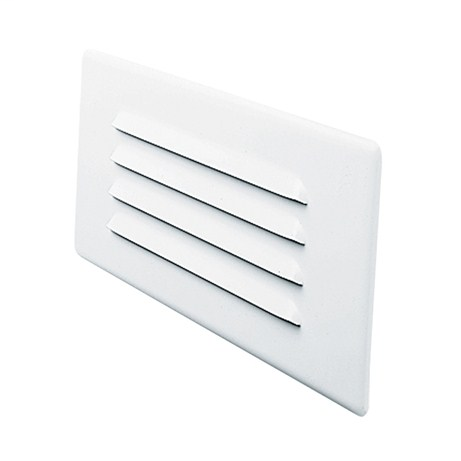 Louvered Step Light Trim