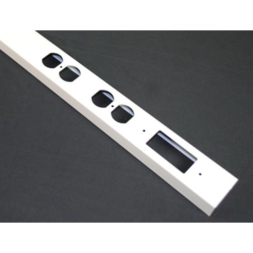 25DTP Series Steel Tele-Power Pole Cover