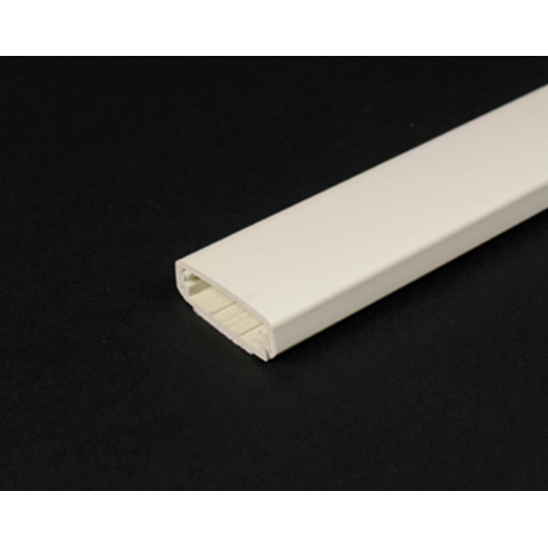 WIREMOLD 800BAC-WH BASE & COVER WHITE