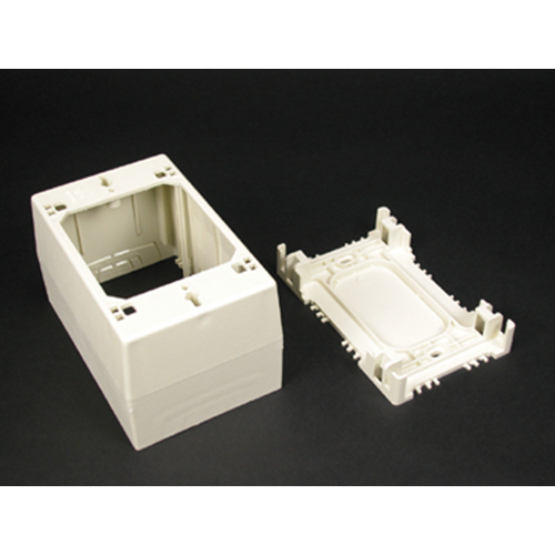 WMLD 2344-WH NM EXTRA DEEP DEVICE BOX 2300 WHITE