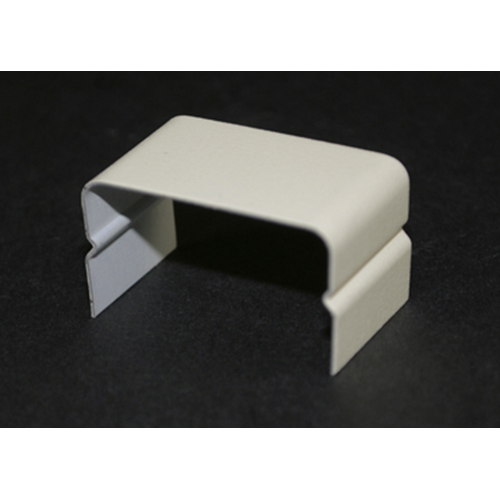 """Wiremold V2006 3/4"""" Ivory Steel 1-Channel Raceway Cover Clip"""