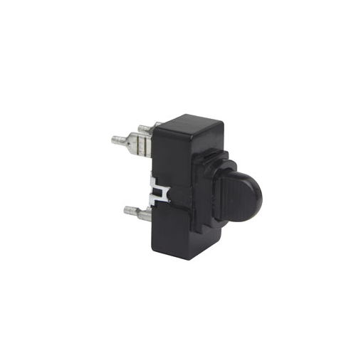 Momentary Contact Switch, Brown