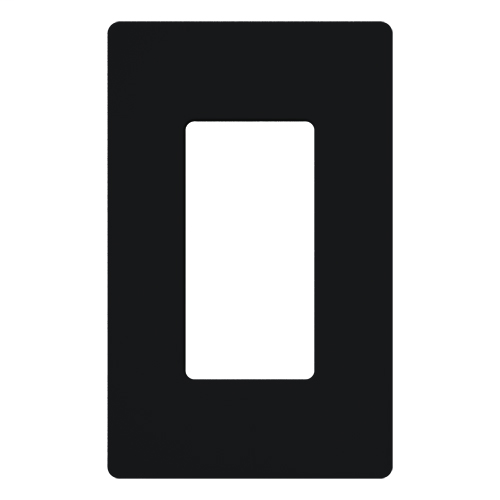 LUT CW1BL S-G PLATE Black