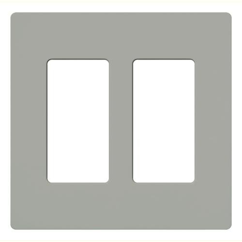 LUT CW-2-GR WALLPLATE