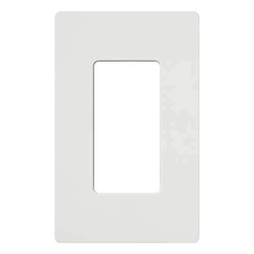 LUT SC-1-SW 1GANG WALL PLATE