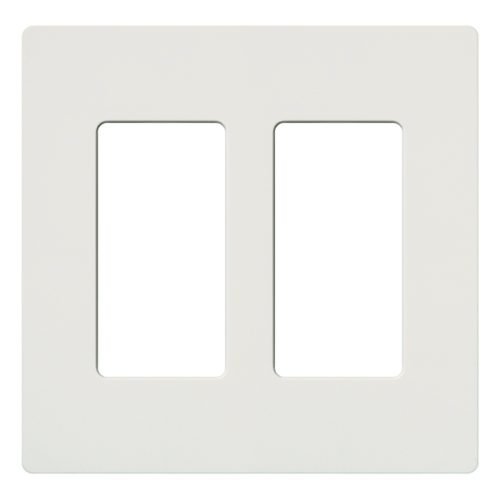 LUT SC-2-SW 2-GANG WALL PLATE