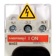 Term.shrd 250A switch 1p L /3